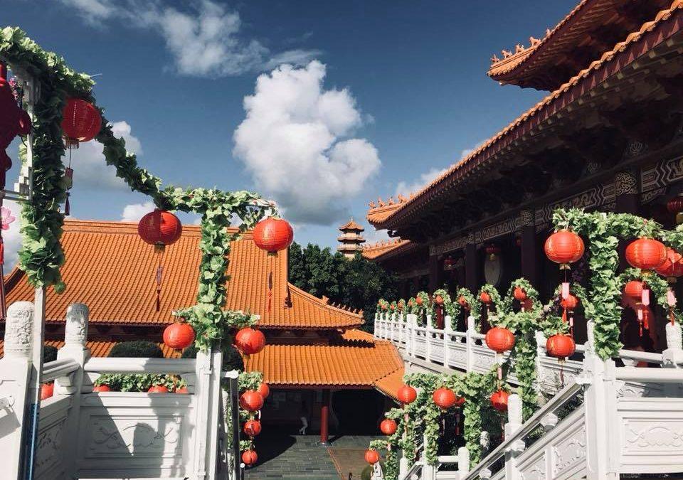 Budhistický chrám