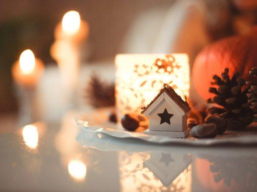 Vánoce přicházejí