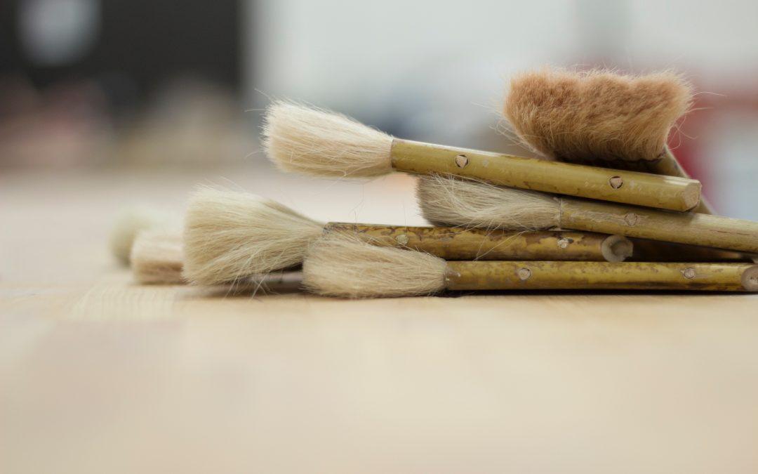 Malování ordinace